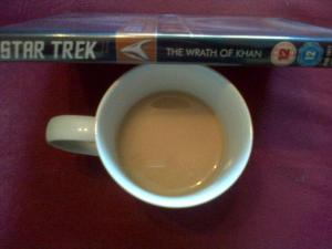 Star Trek and Chai
