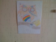 Syril the inspiration owl