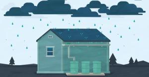 rainwater-header